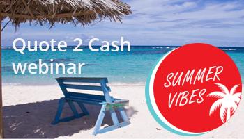 Quote 2 Cash webinar